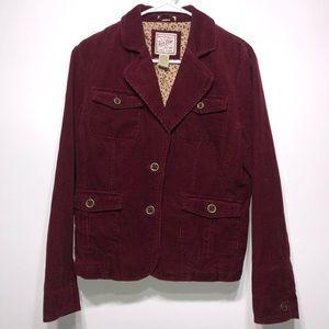 Ruff Hewn Corduroy jacket size large